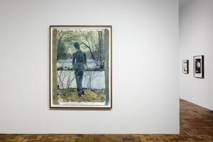 Installation view, Jeff Cowen exhibition 2014, Veneklasen/Werner, Berlin. All images © Jeff Cowen