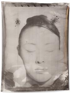 Yuki, Special Project 4, 2010, Silver Gelatin Print, 80 x 60 cm © Jeff Cowen