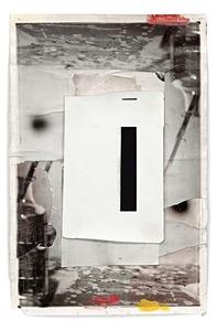 Z-4, 2012, 46 x 31 cm, Silver Gelatin Print, Mixed Media © Jeff Cowen