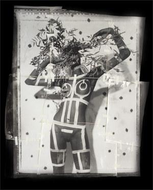 Thiaba, 181 x 141 cm, 2004 © Jeff Cowen