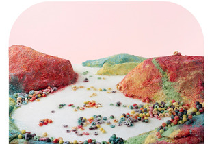 "Fruit Loops Landscape, 18x22"", archival pigment print © Barbara Ciurej And Lindsay Lochman, 2014"