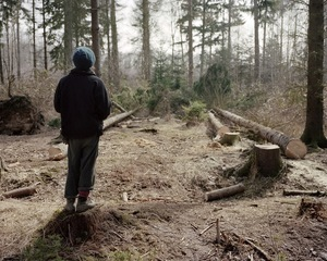 """From the series """"Beyond the Forest"""" © Marc Wendelski, Circulations Festival"""