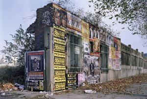 Paris XVIIIth 2000 © Benoit Fougeirol