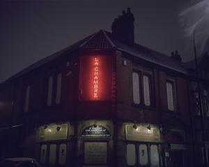 La Chambre swingers' club, Sheffield, UK, 2006, from <i>No Love Lost</i>. © Michael Grieve