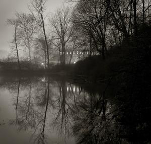 Crane Pond, Dalton, MA   © Shaun OBoyle