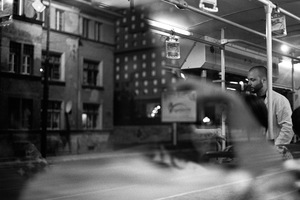 Evening Ride © Velibor Bozovic