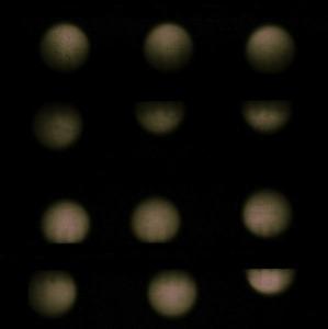 '12 Suns' © Michael Jackson