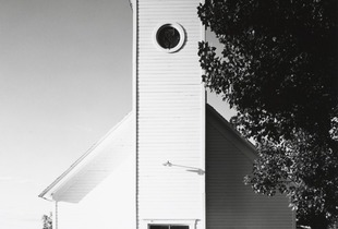 Methodist church, Bowen, Colorado © Robert Adams