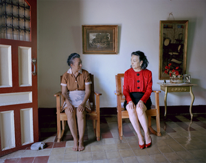 2nd Prize, Lens Culture International Exposure Awards 2011, Portfolio Category En la casa del campo, from the series Casa de Mujeres, © Rachelle Mozman