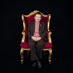Ida Kuklina, Political Scientist, Russia Committee of Soldiers Mothers of Russia Born April 15, 1934 Right Livelihood Award 1996 © Katharina Mouratidi