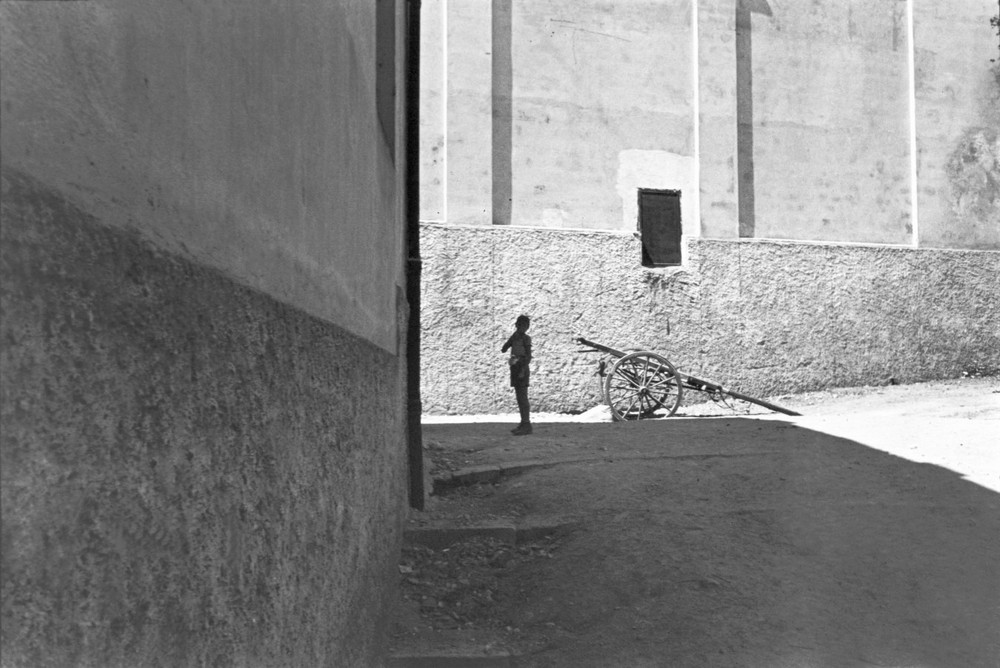 Salerno, Italy, 1933 © Henri Cartier-Bresson/Magnum Photos, courtesy Fondation Henri Cartier-Bresson