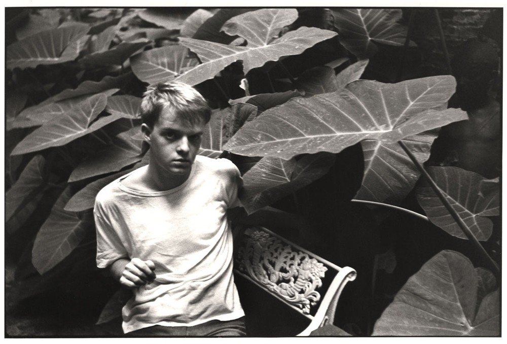 Truman Capote, 1947 © Henri Cartier-Bresson/Magnum Photos, courtesy Fondation Henri Cartier-Bresson