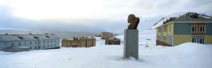 Barentsburg :  Lenin