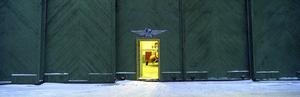Barentsburg :  Heliport