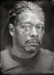 """Carey."" 5x7""  Wet-plate collodion tintype. © 2011 Keliy Anderson-Staley"