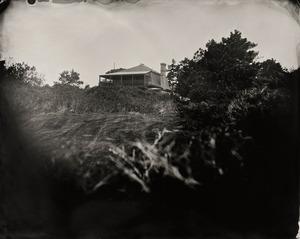 """Winslow Homer's Studio."" 8x10""  Wet-plate collodion tintype. © 2012 Keliy Anderson-Staley"