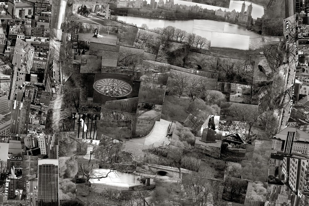 New York (detail) Diorama Map © Sohei Nishino/Courtesy of Michael Hoppen Contemporary