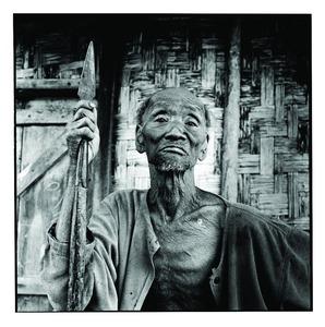 "From the series ""Nagaland"" by David Bailey, 2012 © David Bailey"