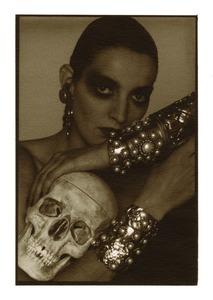 Catherine Bailey by David Bailey, 1989 © David Bailey