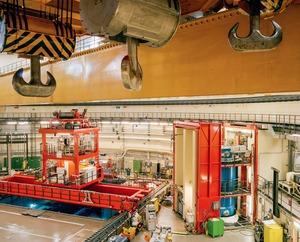 Nuclear Power Plant, Gundremmingen, nuclear reactor building © Michael Danner