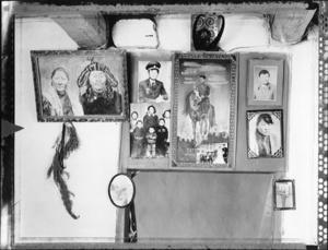 Family Memorabilia (Nomadic Mongolia #48), 2004. © Elaine Ling