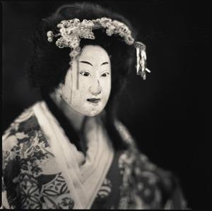 Musume, Ena Bunraku © Hiroshi Watanabe