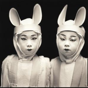 Marina Ema & Kazusa Ito, Matsuo Kabuki © Hiroshi Watanabe