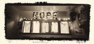 Hope, the Powerhouse, Portland, OR, 1997. © Chris McCaw