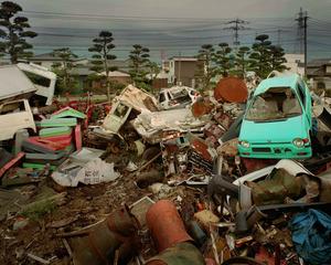 Junkyard Kyushu © Barry Cawston