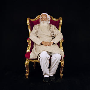 Sunderlal Bahuguna, India Chipko Movement Born January 9, 1927 Right Livelihood Award 1987 © Katharina Mouratidi