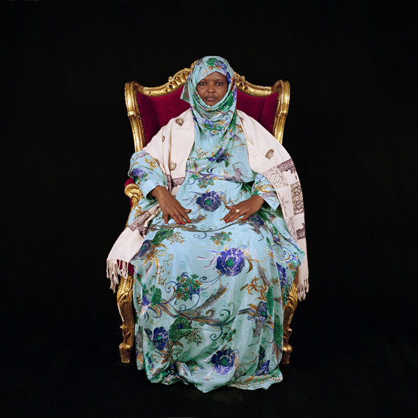Dekha Ibrahim Abdi, Peace Activist, Kenya Born November 17, 1964, died July 14, 2011 Right Livelihood Award 2007 © Katharina Mouratidi