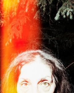 Gloria as Gorgon                        © Paul Thulin